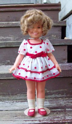 Vintage 1972 Shirley Temple Doll 17 inch by Raidersoflostloot