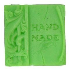 qinxi Hand Made Fondant Cake Chocolate Resin Candy Silicone Mold,L7cm*W7cm*H2.9cm ** Additional details found at the image link  : Candy Making Supplies