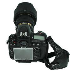 Foto&Tech Professional 100% GENUINE LEATHER Hand Wrist Strap Grip for CANON NIKON SONY Pentax Olympus OM DSLR/SLR/EVIL Camera