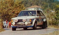 Talbot Sunbeam Lotus, Tony Pond, '79 Rally Sanremo