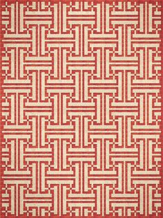 Tozan Red // ASHA CARPETS