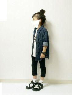 kannn ⁂ LeeのTシャツ/カットソーを使ったコーディネート - WEAR