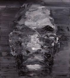 Homme Invisible - 2000 - de Pei-Ming Yan (1960-)- Huile sur toile - © Sotheby's - ADAGP - Art Digital Studio
