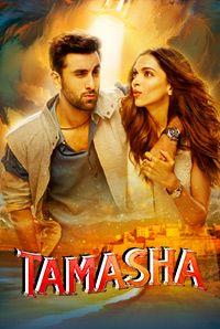 Tamasha (U/A) Tamasha Movie, 2015 Movies, In Mumbai, Film Review, Cinema, It Cast, Romantic, Concierge, Movie Posters