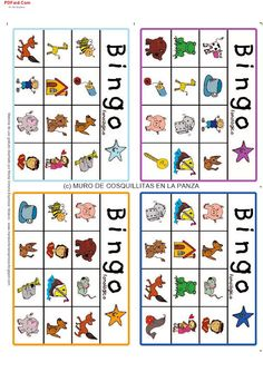 Butterfly Place Value Puzzle Center Preschool Learning Activities, Spanish Activities, Toddler Activities, Teaching Kids, Speech Language Therapy, Speech And Language, Bingo For Kids, Phonological Awareness Activities, Material Didático