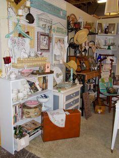 Laney's Treasures @ Carousel Horse Antiques, Locust, NC