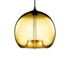 Lysekrone, en lys, enkel moderne Kunstnerisk Creative MS-86274-5  – NOK kr. 941