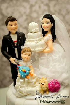 Casamento da Cintia