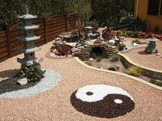 Japanese Zen Garden #artsxdesign
