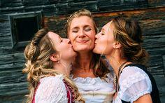 #Trachtenhochzeit am #Schliersee von Christine und Chris - Fotograf (c) 2014 #Pollok Pictures