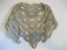 natural shawl,  wool shawl,   wool shawl, triangle shawl, crochet shawl, rustic shawl, all natural shawl, organic wool by DutchDaisyDesign on Etsy