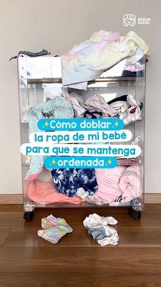 Diaper Organization, Small Closet Organization, Baby Deco, Future Mom, Baby Kit, Konmari, Baby Hacks, Cleaning Hacks, Ideas Para