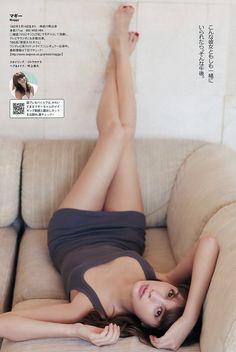 グラビア挑戦で人気急上昇のモデル マギー のいろんな画像 : GALLERIA-アイドル動画・画像館