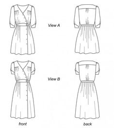 Pauline Alice, Pattern Making, Sewing Projects, Woman, How To Make, Inspiration, Dresses, Fashion, Vestidos