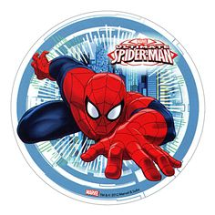Spiderman Cupcake Toppers Widescreen 2 HD Wallpapers