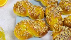 Pretzel Bites, Doughnut, Baked Potato, Potatoes, Sweets, Bread, Baking, Ethnic Recipes, Desserts