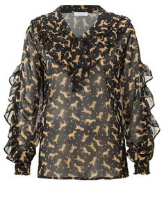 All Panther - Blouse