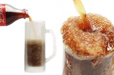 Last part shows how to make a coke slushie! - Food Magic You Need To Try
