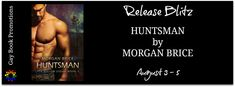 New Release - Huntsman: Fox Hollow Zodiac Book 1 by Morgan Brice #KindleUnlimited