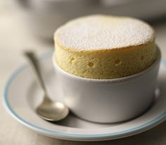Mary Berry's Lemon Soufflé | BBC Food