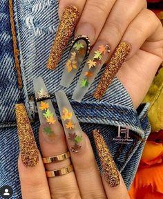Edgy Nails, Polygel Nails, Stylish Nails, Swag Nails, Hair And Nails, Trendy Nails, Acrylic Nails Coffin Short, Summer Acrylic Nails, Best Acrylic Nails