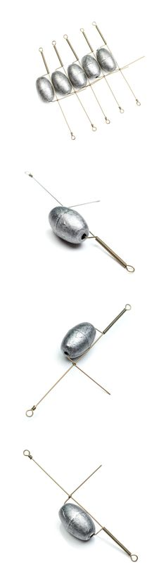 Other Terminal Tackle 179977: 10 Pack Tournament 3 Oz Dredge Pin Rigs Mullet Sailfish White Marlin Tournament -> BUY IT NOW ONLY: $33.95 on eBay!
