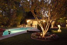 Outdoor Lighting | Create ambience for outdoor areas with energy-efficient technology