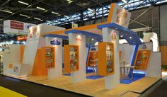 Range of Custom Exhibition Stands from Access Displays