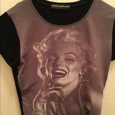 Dolce & Gabbana tshirt Dolce & Gabbana tshirt ,size M ,limited edition Dolce & Gabbana Tops Tees - Short Sleeve