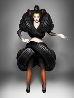 Treadwear were approached by Goodyear Dunlop to photographically realize key underlying themes in the Goodyear product line. The had to show the strength, robustness and armor in the Goodyear Dunlop Brand. And they did! This is what came out of it, and we must say it is STUNNING.