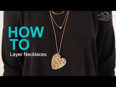 Love the necklace layering trend but not really sure how to pull it off? Seriously, are there rules? Tricks of the trade? Secrets to the savvy styling? Well, sort of. But even so, you can totally do this, we promise. Watch our simple how-to tutorial to find out how!