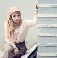 gorgeous hijabi