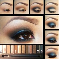 Makeup Tutorial for Brown Eyes  b26c9cea9a45b03fe8ab3bb0609e1a97