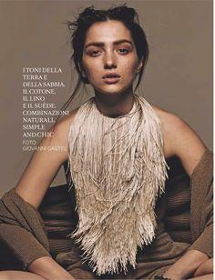 stile nativo: martina prekopova by giovanni gastel for amica june 2012   visual optimism; fashion editorials, shows, campaigns & more!