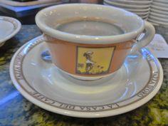 Koffie in Roma, natuurlijk smaakt het echt super lekker
