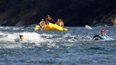 Rafting the Rogue River, OR