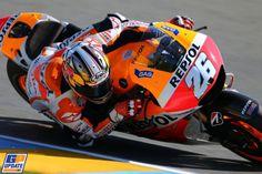Dani Pedrosa, Repsol Honda Team, MotoGP Grand Prix van Frankrijk 2014, MotoGP