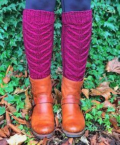 Ravelry: Hawthorne Leg Warmers pattern by Crista Tappan Wool Yarn, Merino Wool, Knitting Patterns Free, Free Pattern, Arm Knitting, Boot Cuffs, Yarn Crafts, Leg Warmers, Knit Crochet