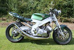 Kawasaki Triple Hybrid - - My 2 Stroke Blog http://my2strokes.blogspot.ie/ - My ETSY Shop https://www.etsy.com/ie/shop/AncientPastArt?ref=l2-shopheader-name