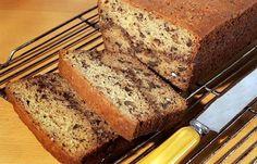 Pecan brown-butter bread