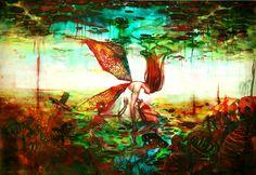 Between Worlds by ravenmilo