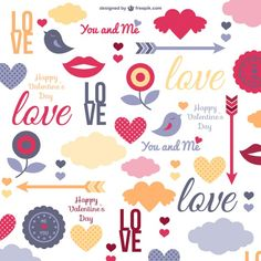 Love pattern  - Freepik.com-Patterns-pin-16