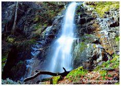 Cascade du ruisseaux de la volpie