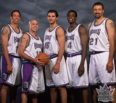 Team For The Ages, Sacramento Kings Old School