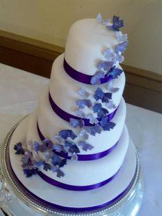 wedding cake gerbera daisy - Google Search