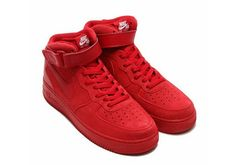 """Nike """"Air Force 1"""" Mid """"Red October"""""""