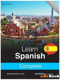 309 best learn spanish images on pinterest school languages and learn spanish complete fandeluxe Choice Image