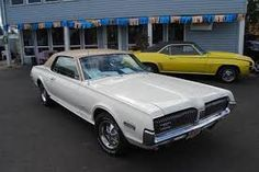 Image result for 1968 mercury cougar