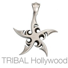 Turbine Star in silver