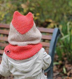 Hoja de punto Sly Fox Col tamaños: bebé niño adulto por KatyTricot